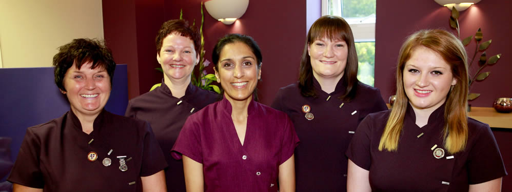 The team at Arthur House Dental Care